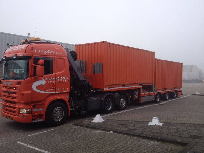 S. van Holstein Transport