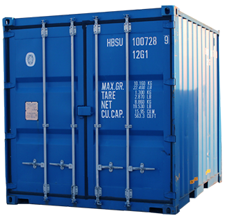 10FT Opslagcontainer
