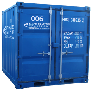 8FT opslagcontainer
